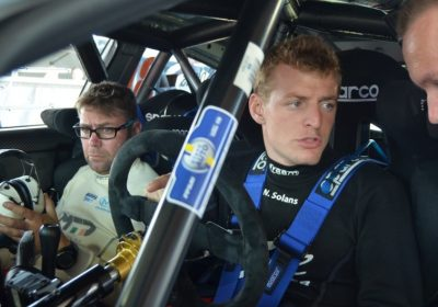 Nil Solans faces his fourth rally in WRC2 and his fourth Rally of Portugal